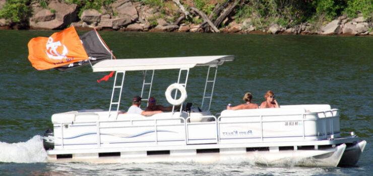 Leisure pontoon boat rentals Baltimore MD